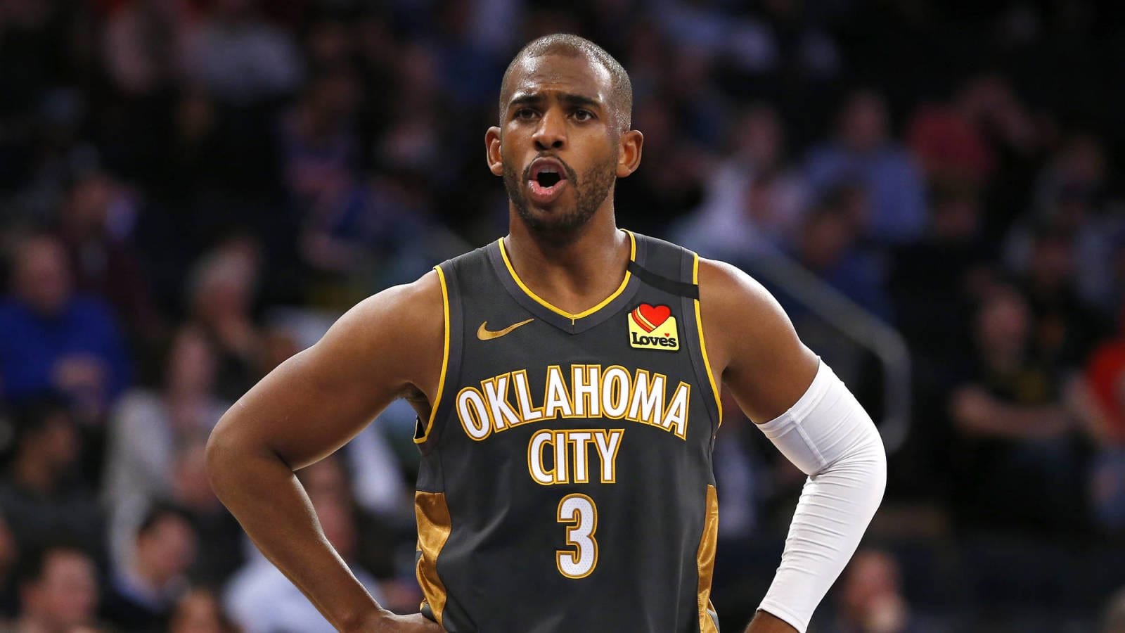 Chris Paul On The Move As Free Agency Begins
