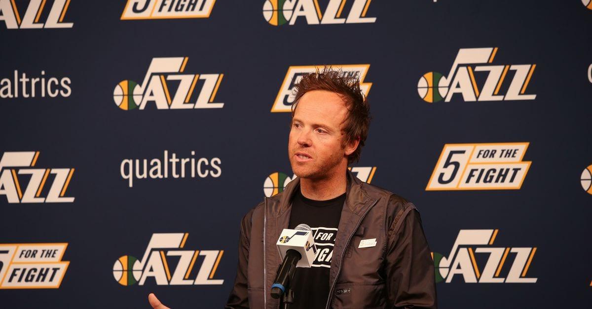 New Utah Jazz Owner Ryan Smith