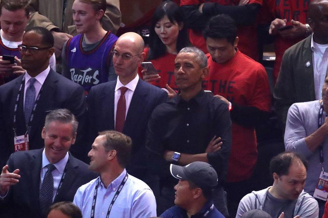 Barack Obama Praises LeBron James for His Social Activism