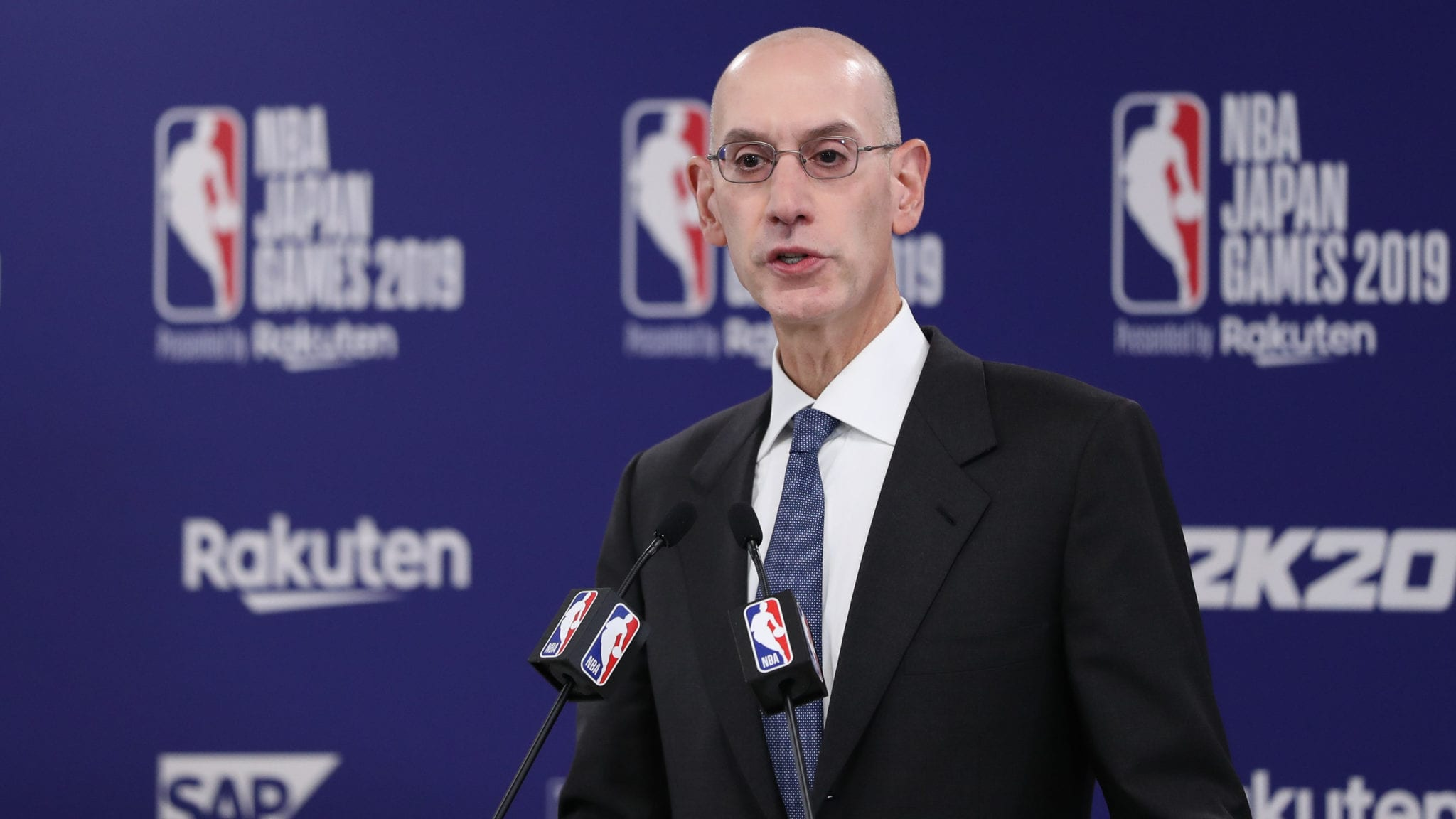 Adam Silver Warns 'Time Is Running Out' for December 22 Start