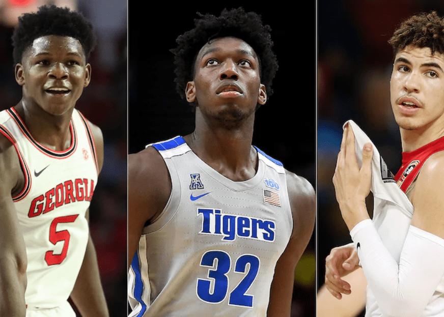 So, Who's Actually Going No. 1 in the 2020 NBA Draft?