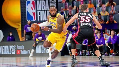 2020 NBA Finals