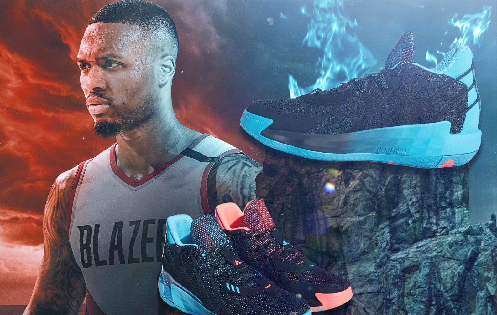 The adidas 'Dame 7 Visionary' Is Next-Level