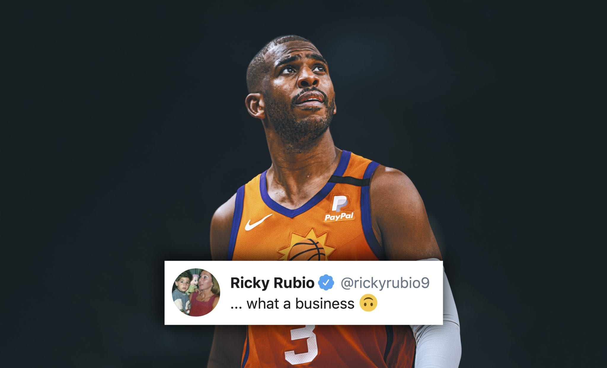 NBA Players React to Blockbuster Chris Paul Trade