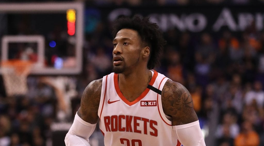 Rockets forward Robert Covington
