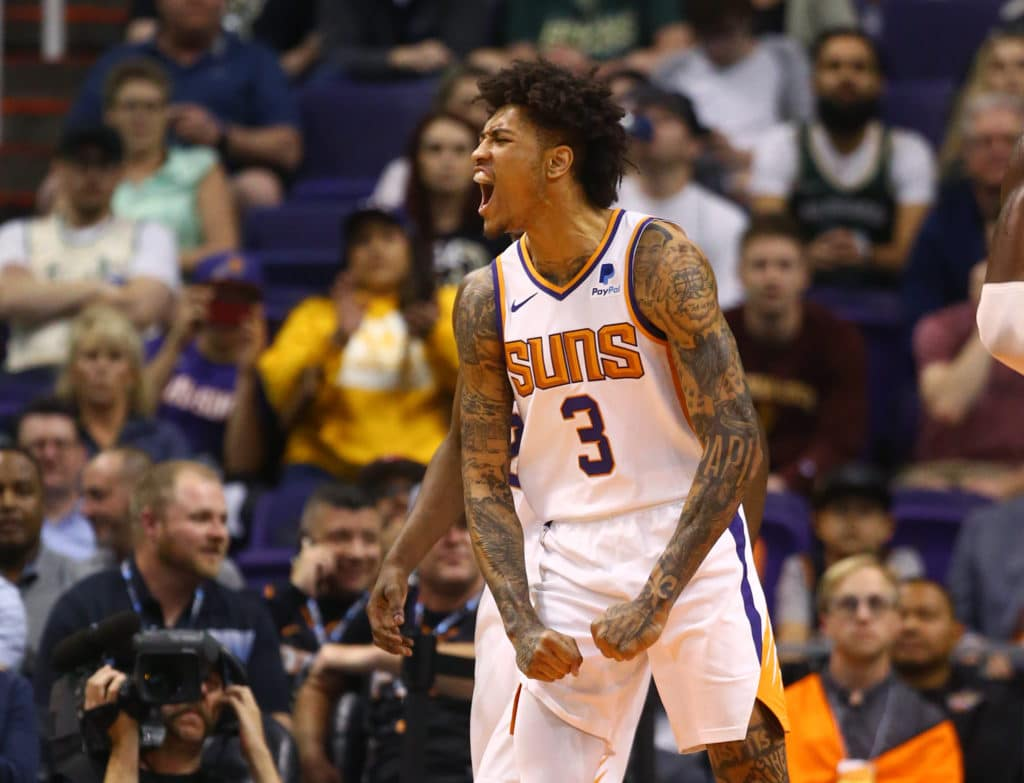 Kelly Oubre Says He and Draymond Green are Both 'Fiery Cats'