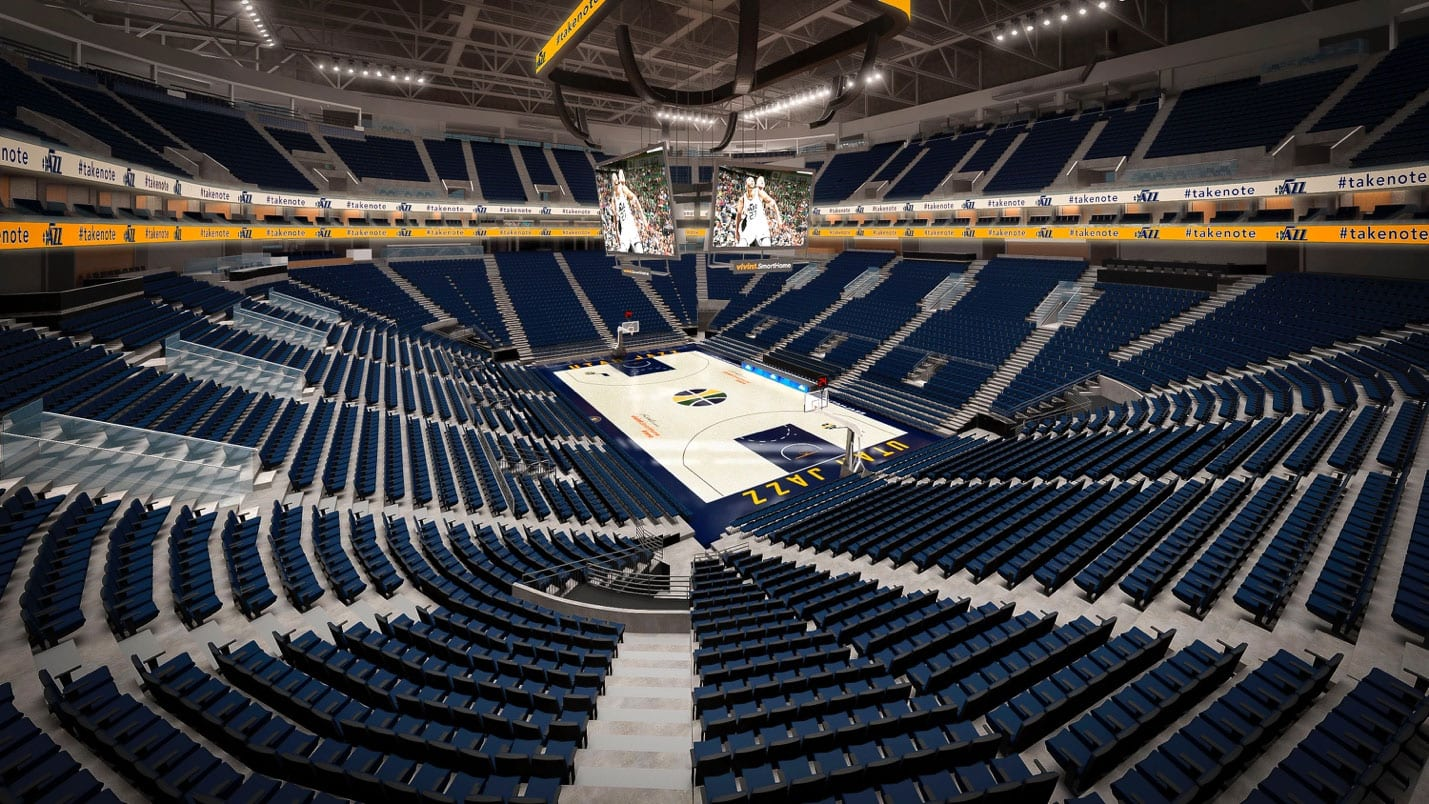 Jazz to Allow Limited Number of Fans at Home Games