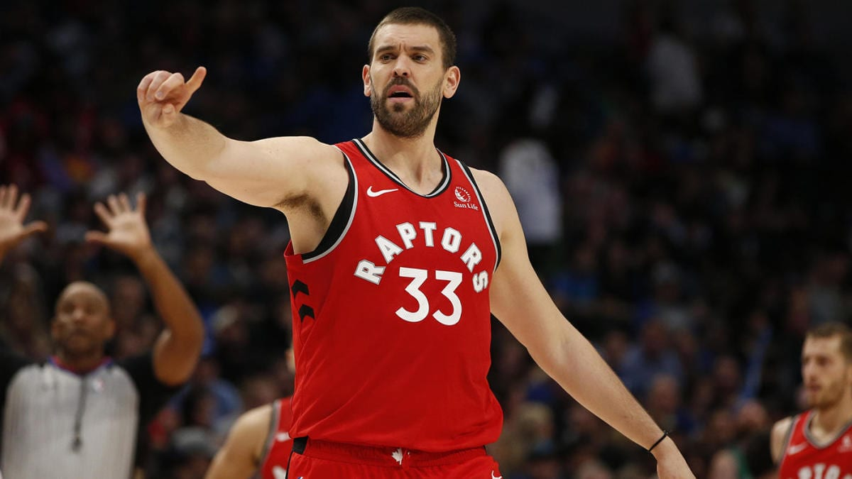 It Wasn't Easy for Marc Gasol To Say Goodbye To Toronto