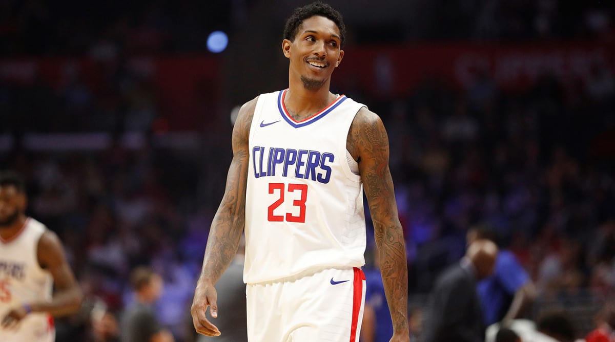 Clippers reserve guard Lou Williams
