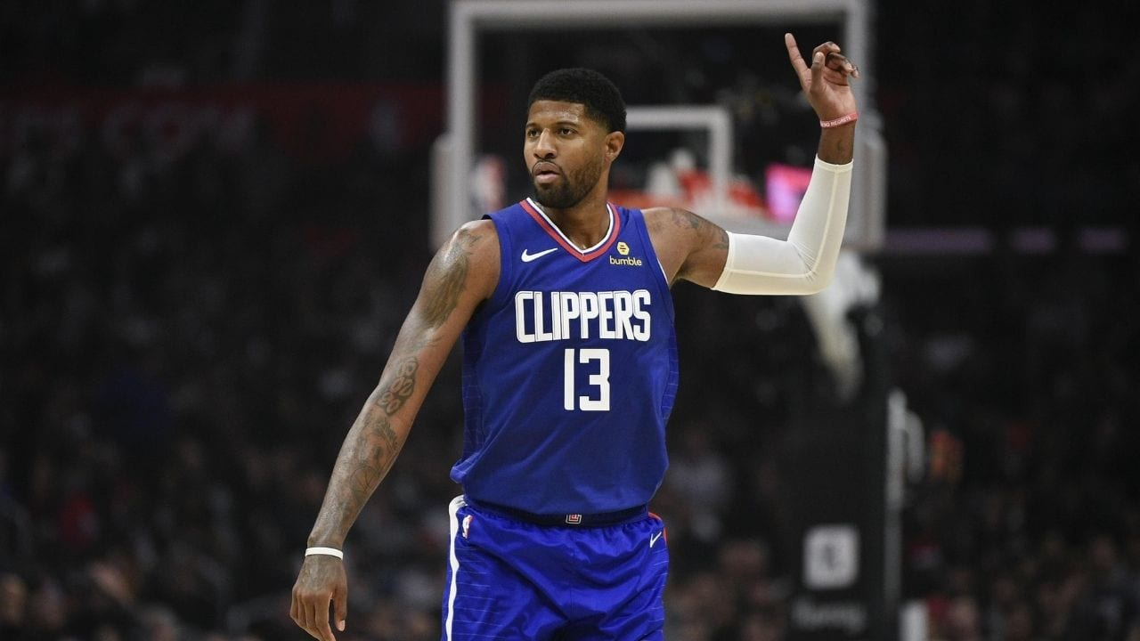 Clipper Teammates Not Happy with Paul George's Special Treatment