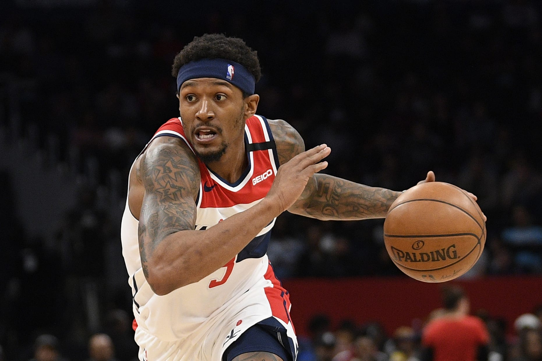 Bradley Beal DIscusses Russell Westbrook-John Wall Trade
