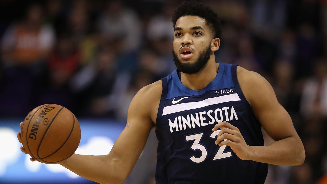 Karl-Anthony Towns Has Lost 7 Family Members To COVID-19