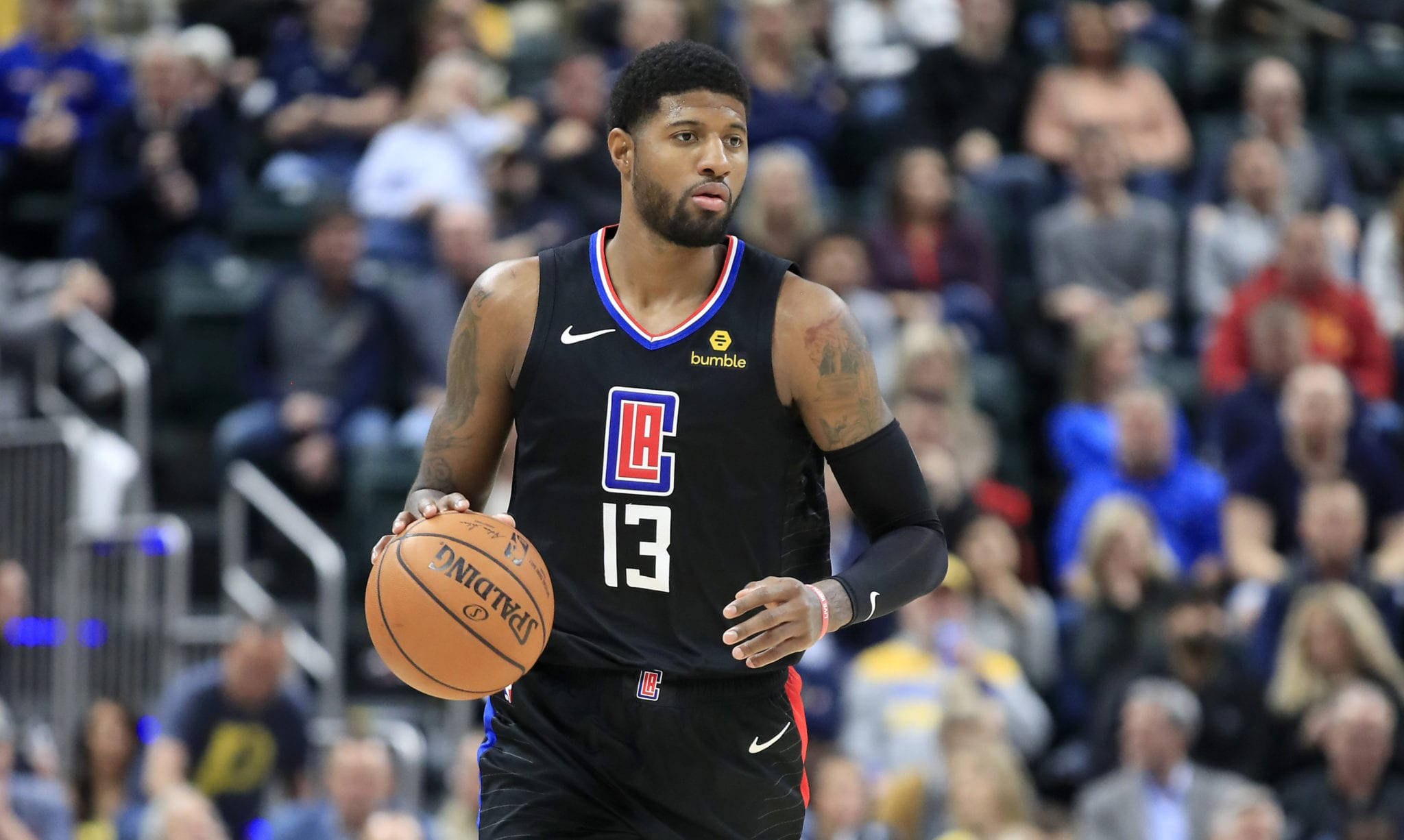 Paul George Contract Extension