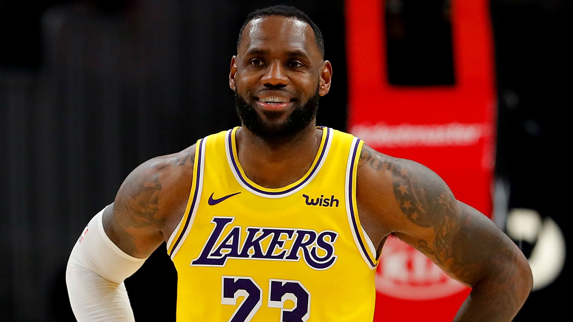 LeBron James Named TIME Magazine's 'Athlete of the Year' for 2020