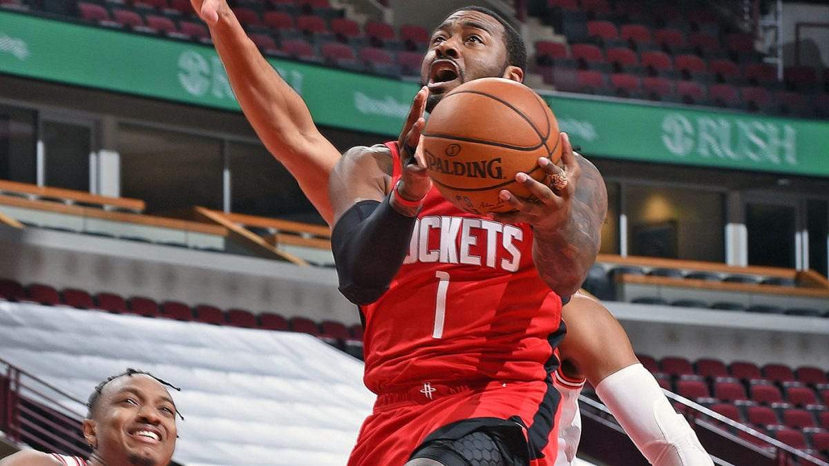 New-Look Rockets Impress Without James Harden in First Preseason Game