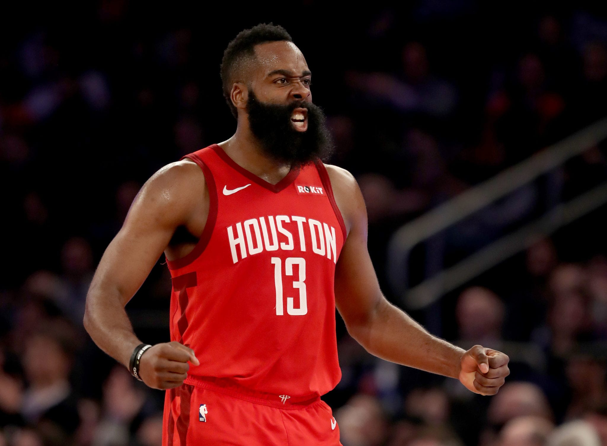 James Harden Committed To The Rockets As Long As He's In Houston