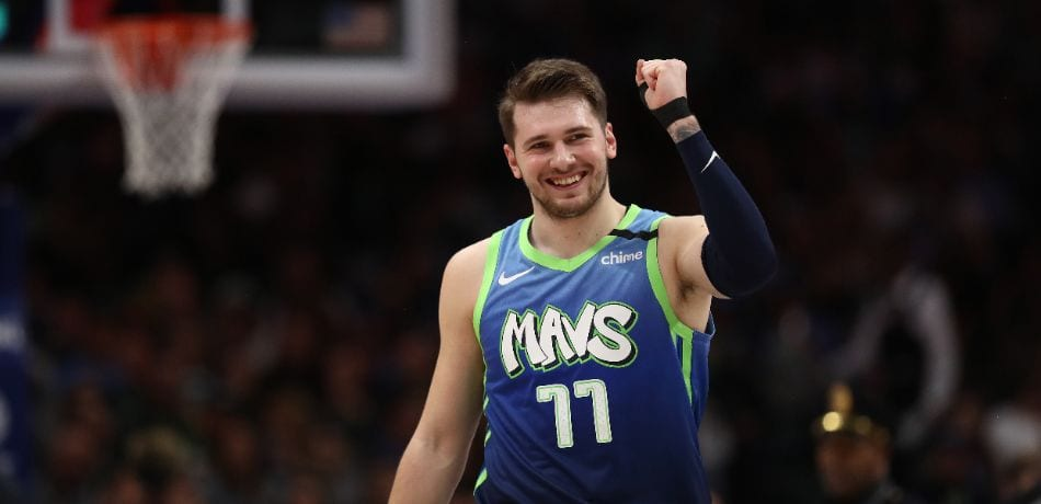 Luka Doncic Betting Favorite For NBA MVP Over Giannis Antetokounmpo