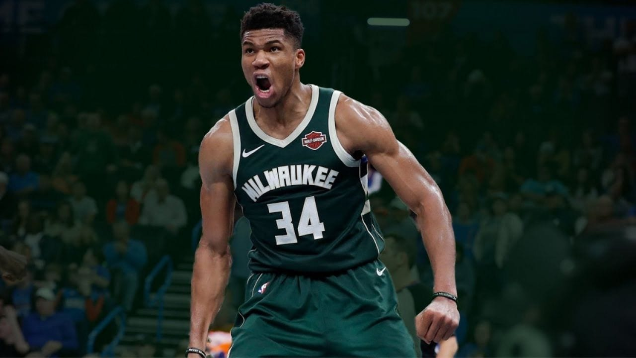 Milwuakee Bucks' Giannis Focused On Kids And A Title