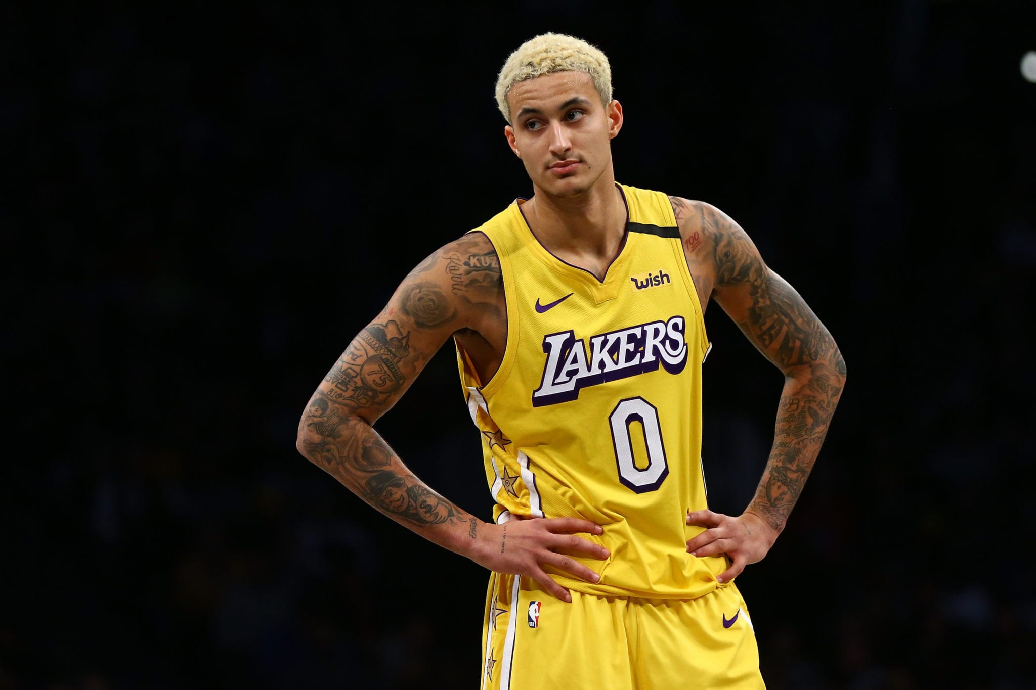 Kyle Kuzma and Lakers Agree To 3-Year, $40 Million Contract Extension