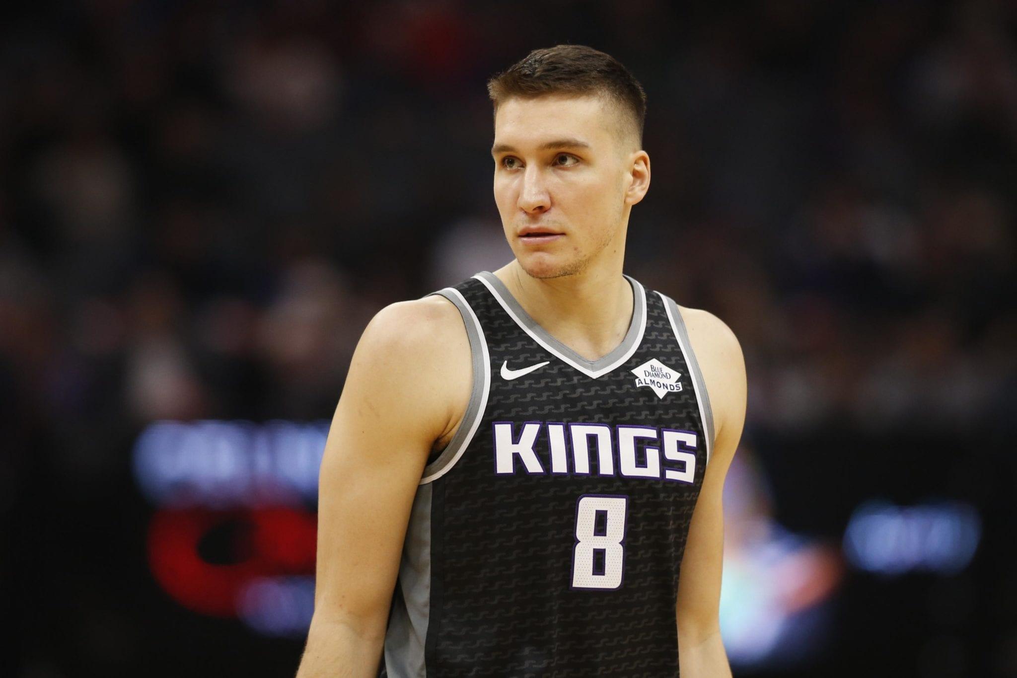 NBA Penalizing Bucks for Tampering In Bogdan Bogdanovic Deal