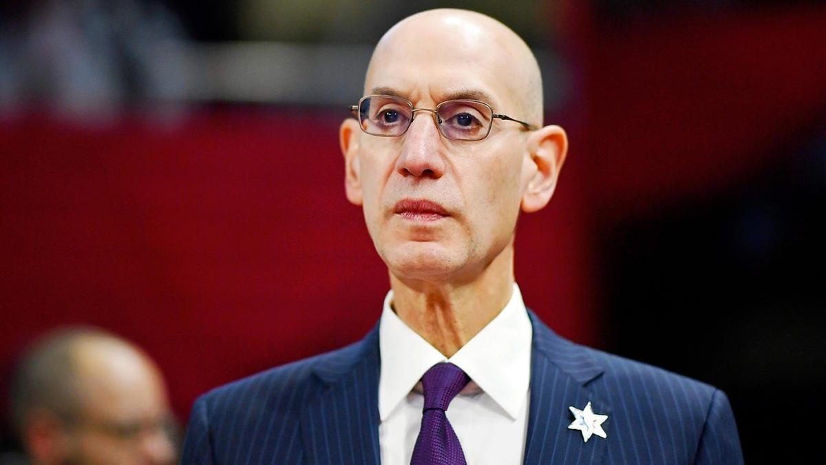 Commissioner Adam Silver
