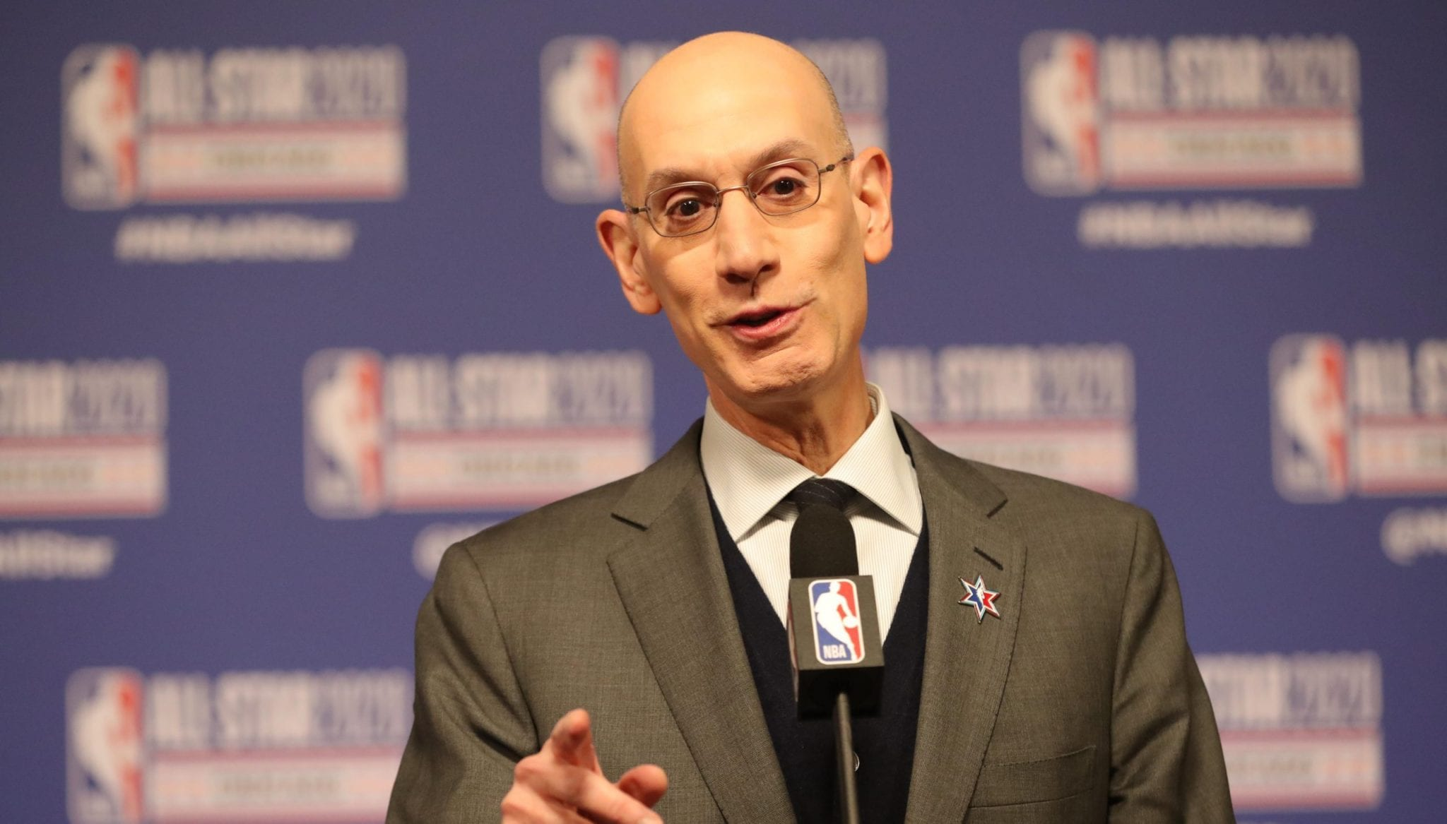 NBA Ratings Up