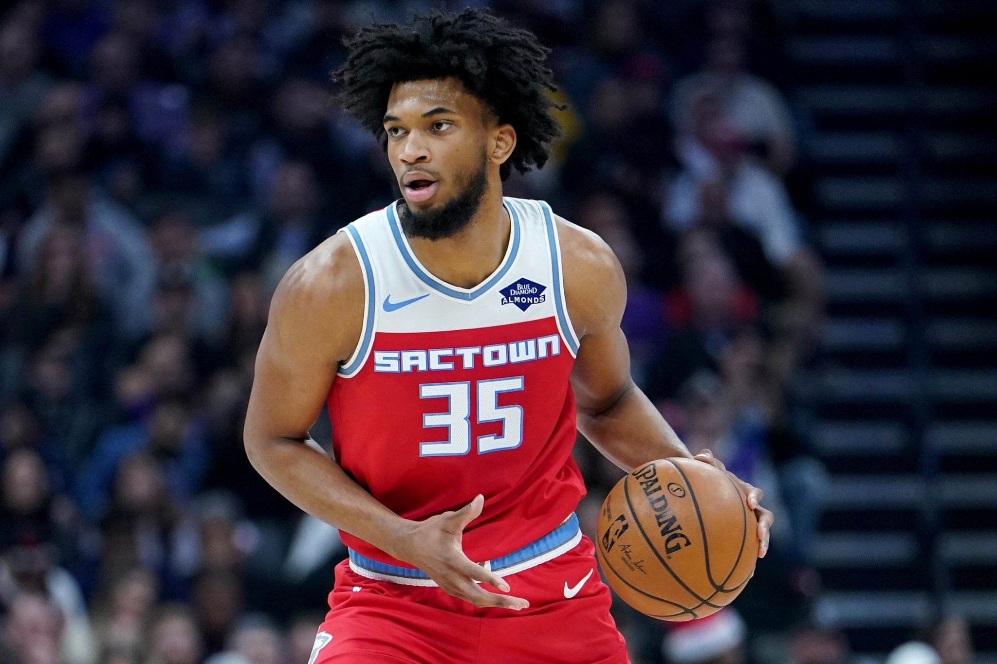 Marvin Bagley's Dad Demands Kings Trade His Son in Deleted Tweet