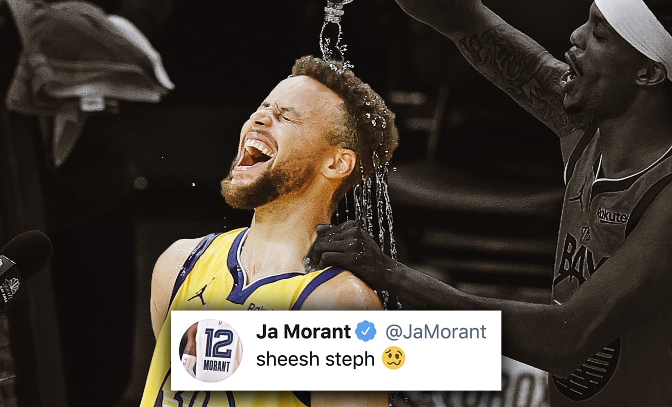 NBA Players React to Steph Curry's Insane 62-Point Game