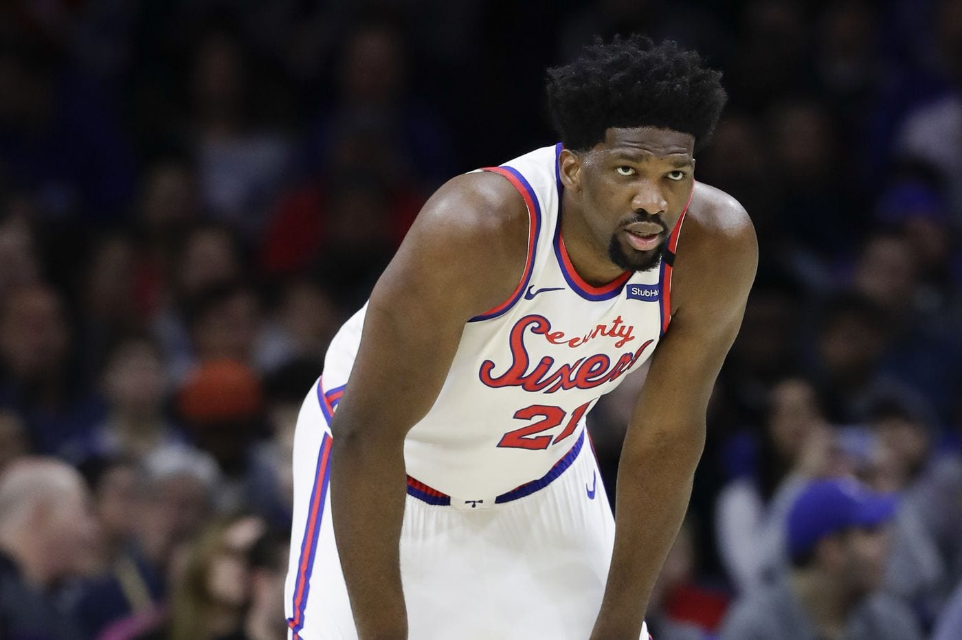 Sixers' Joel Embiid Seemingly Upset Over COVID-19 Protocol Double Standard