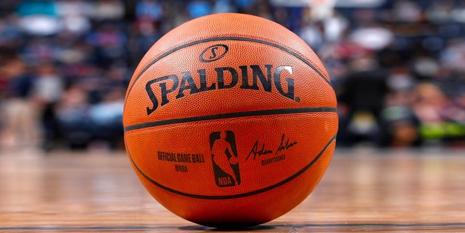 NBA official basketball