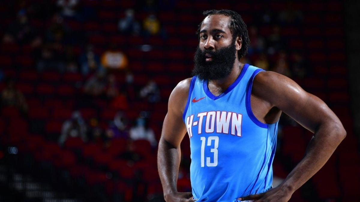 James Harden to Nets