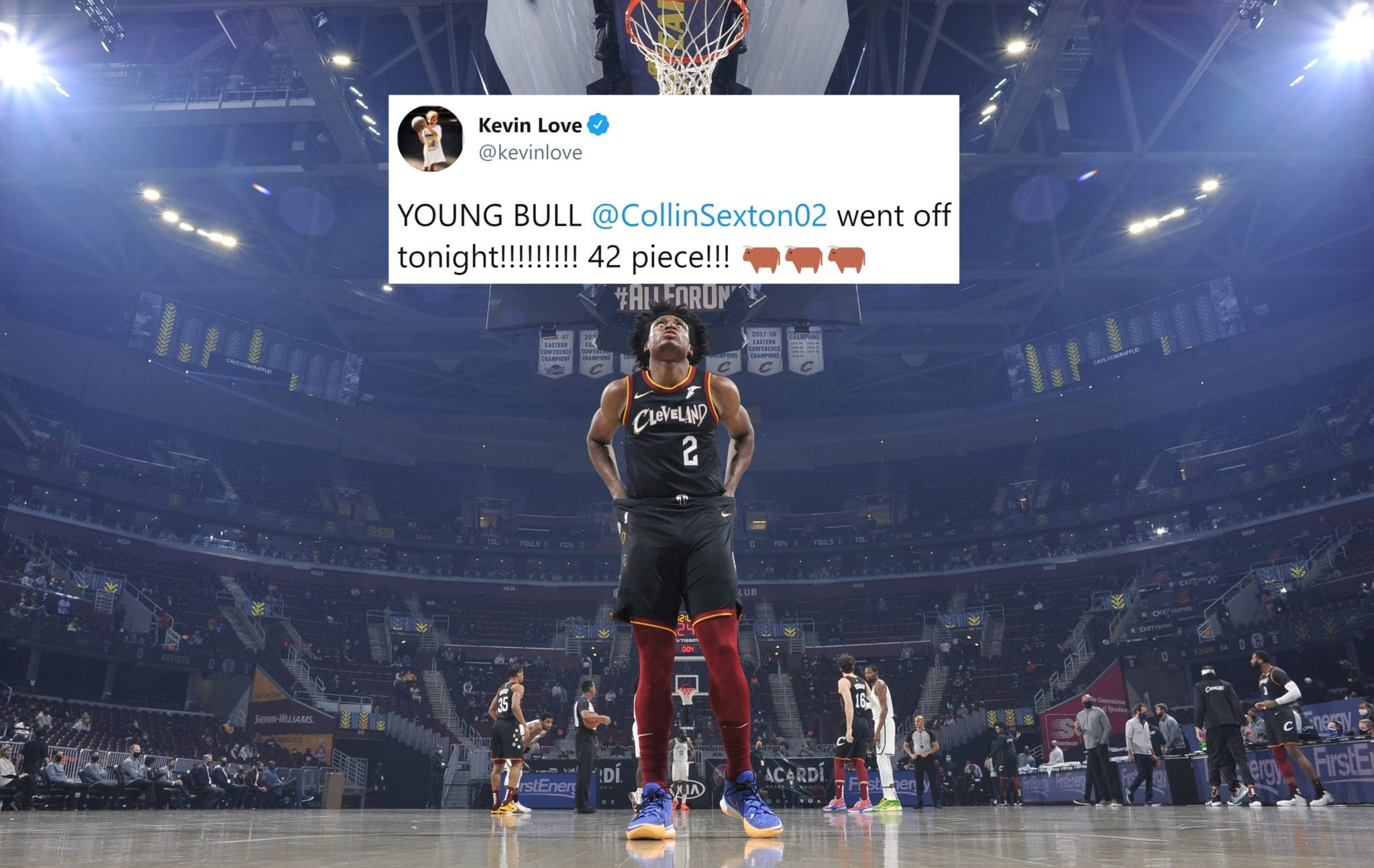 NBA Players React to Nets Big 3 Getting Torched by Collin Sexton