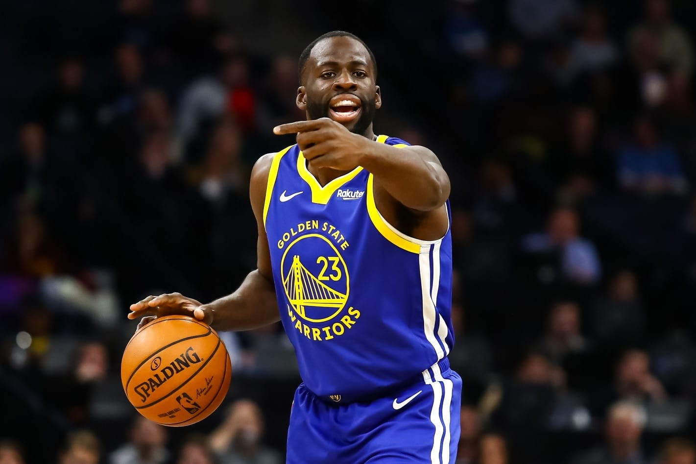 Draymond Green Says He Was 'Dead Ass Wrong' on Ejection