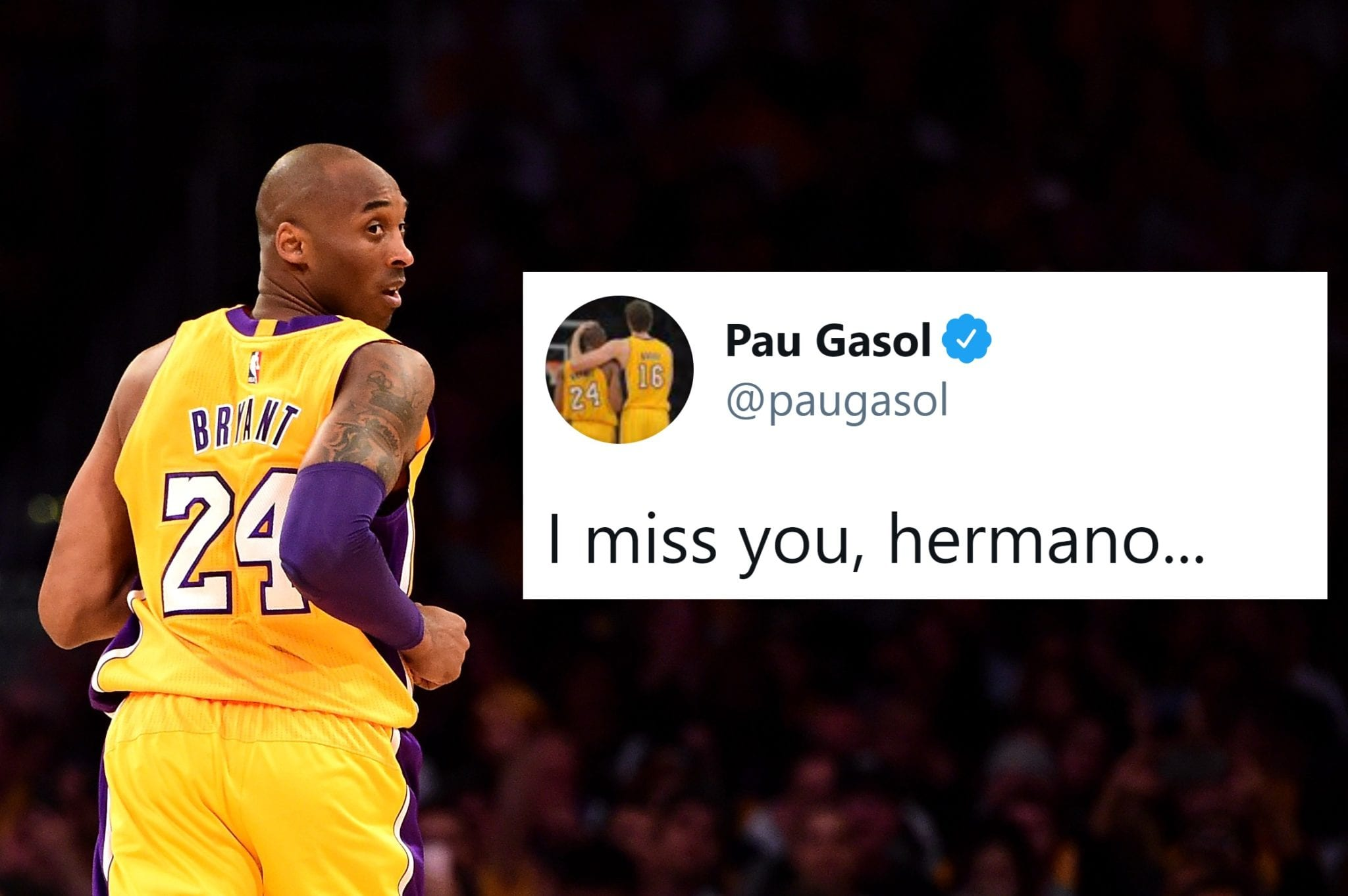 NBA Players Remember Kobe Bryant