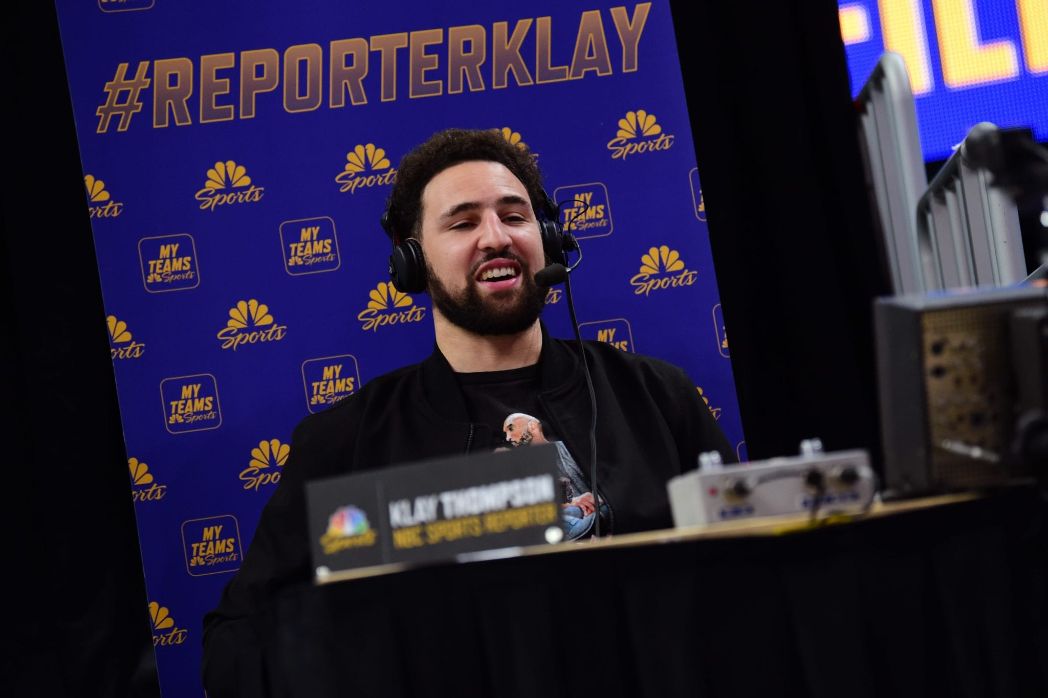 Klay Thompson Savagely Roasts 'Tough Guy' Pistons Player During Postgame Incident