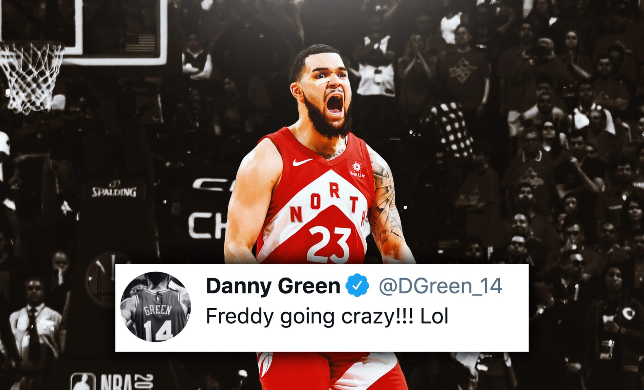 Twitter Reacts in Disbelief to Fred VanVleet's 54-Point Game