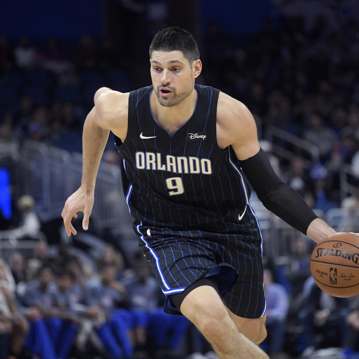 Nikola Vucevic Magic Slow Start