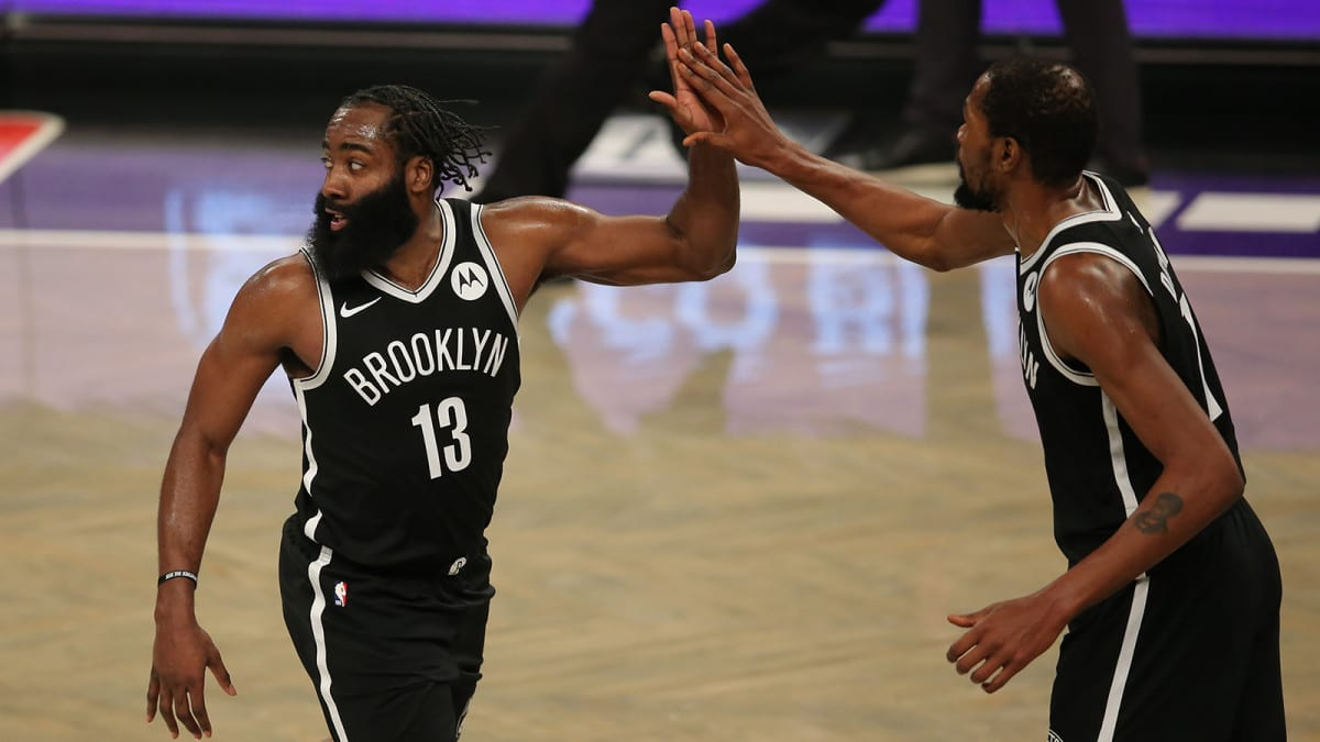 James Harden of the Nets