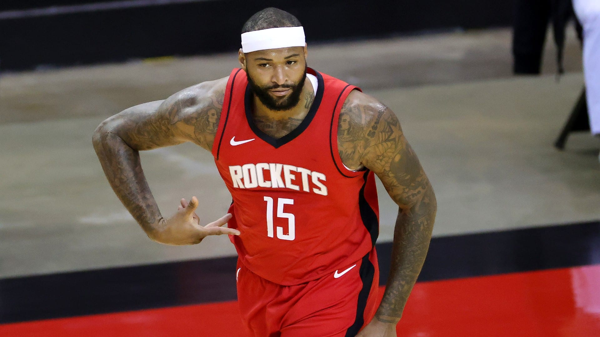 DeMarcus Cousins Out of Houston, Eyeing Return To Lakers