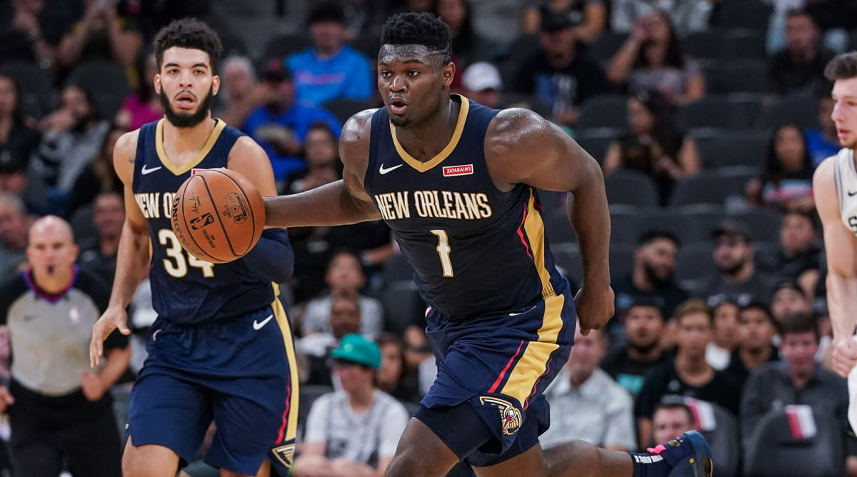 Zion Williamson Makes History with NBA All-Star Selection