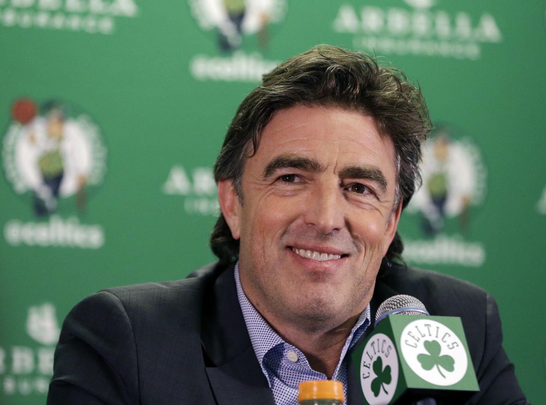Celtics Wyc Grousbeck
