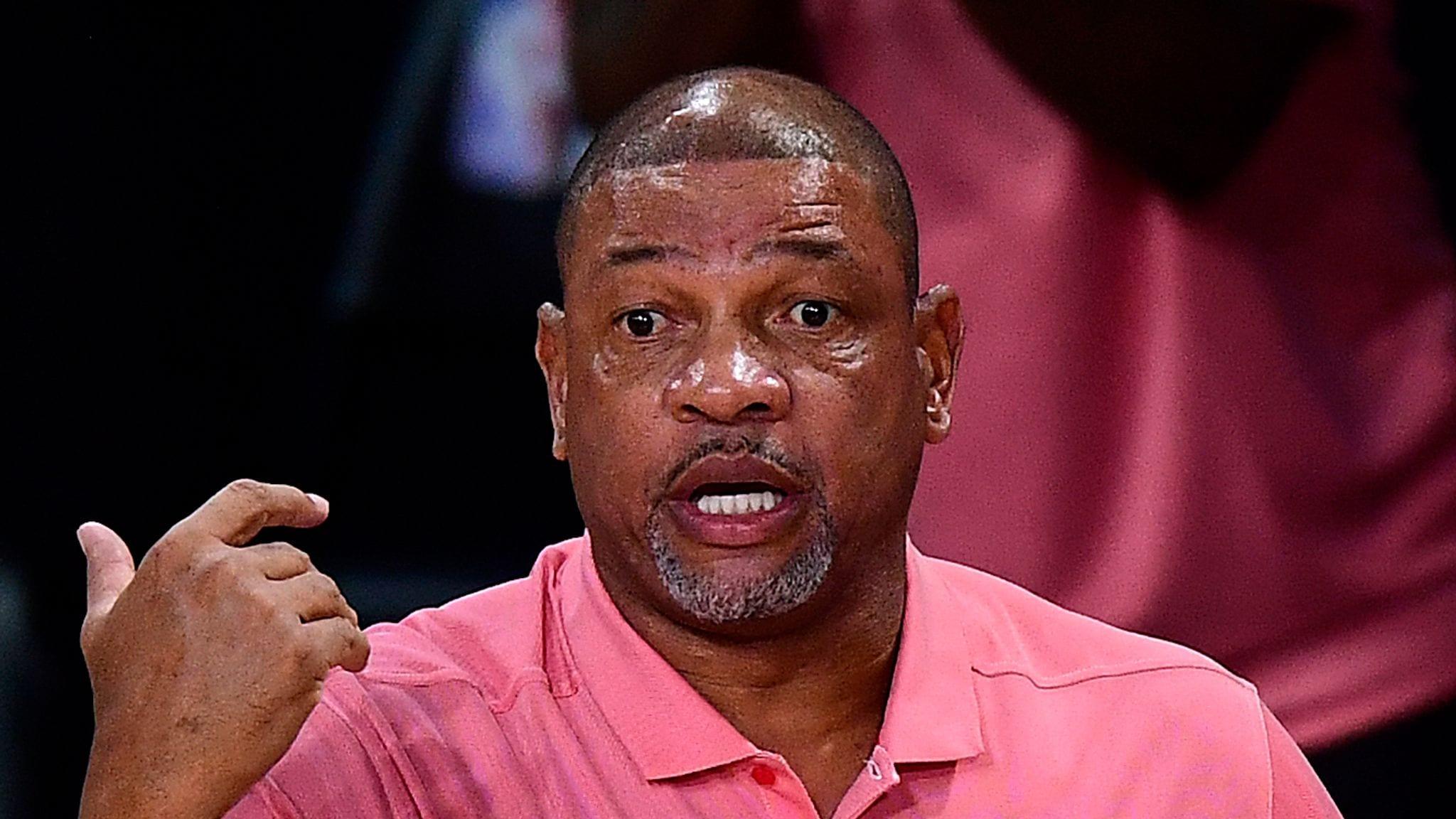 Doc Rivers Says 'Michael Jordan Would Be the New Logo'