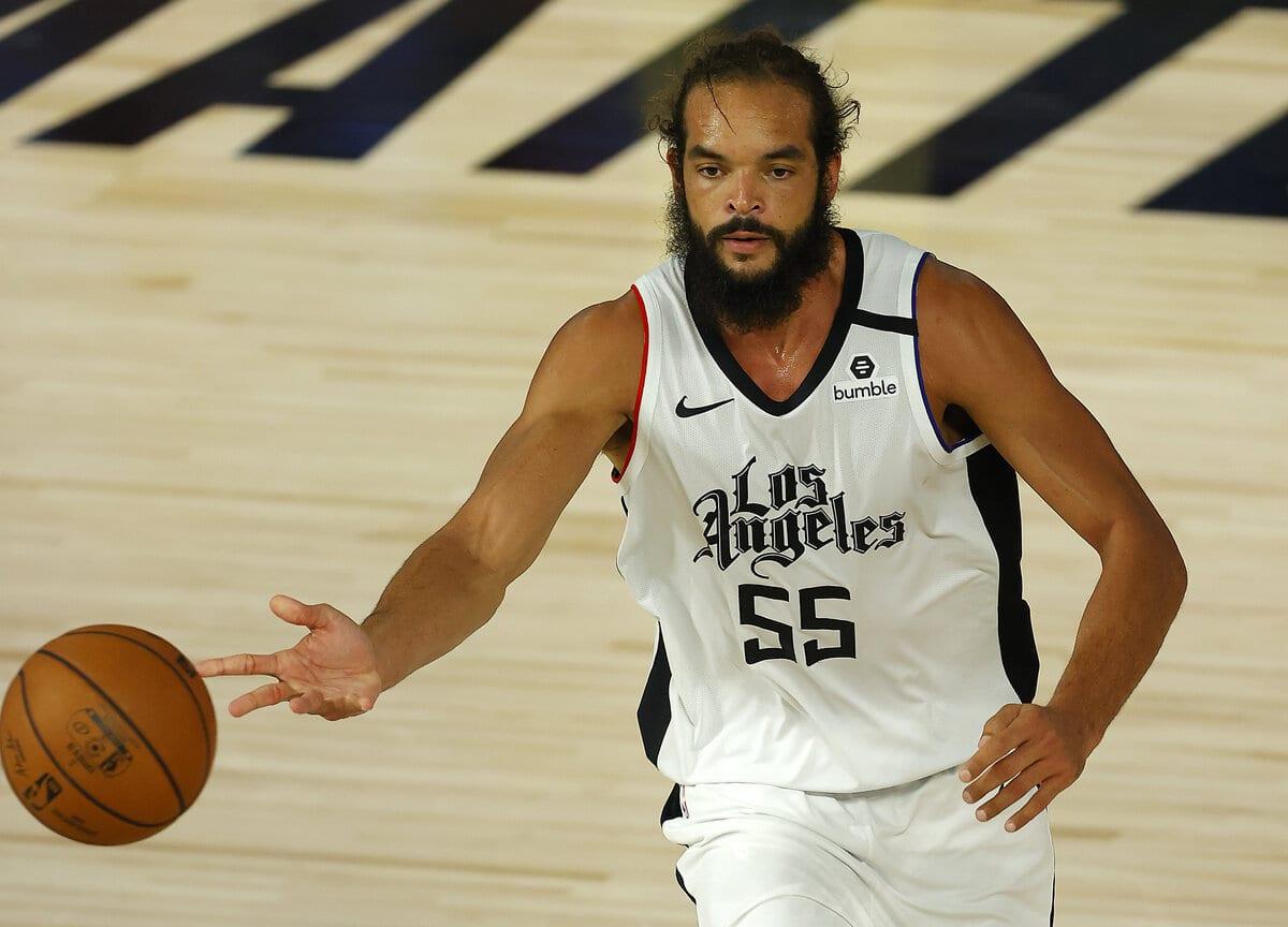Joakim Noah as a member of the Clippers