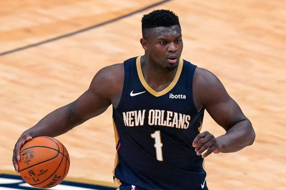 Zion Williamson Will Not Take Part In The 2021 NBA Slam Dunk Contest