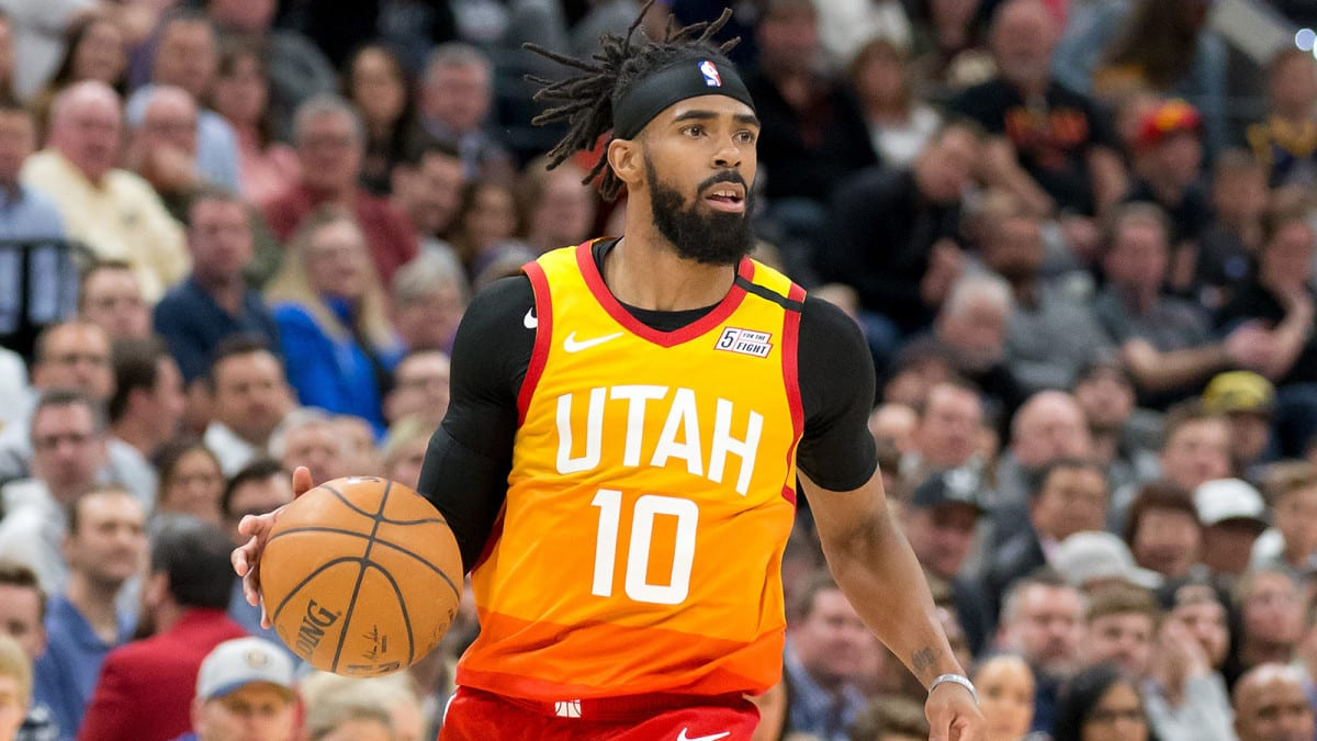 Mike Conley Earns Well Deserved All-Star Nod; 3rd Jazz All-Star