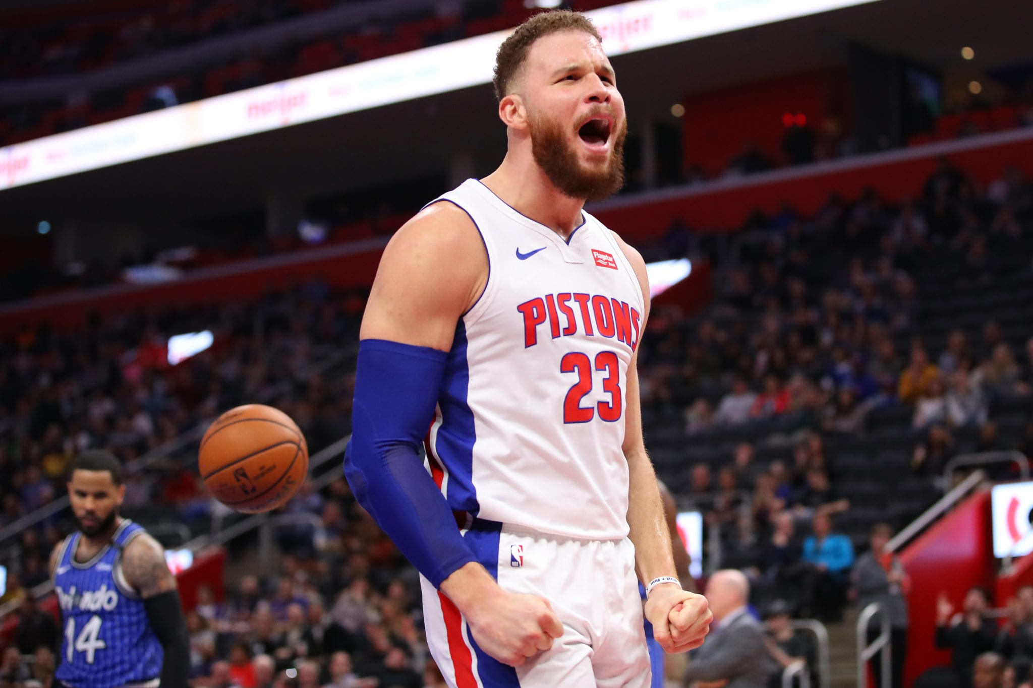 Blake Griffin Is Expected to Sign With Brooklyn Nets for shot at title