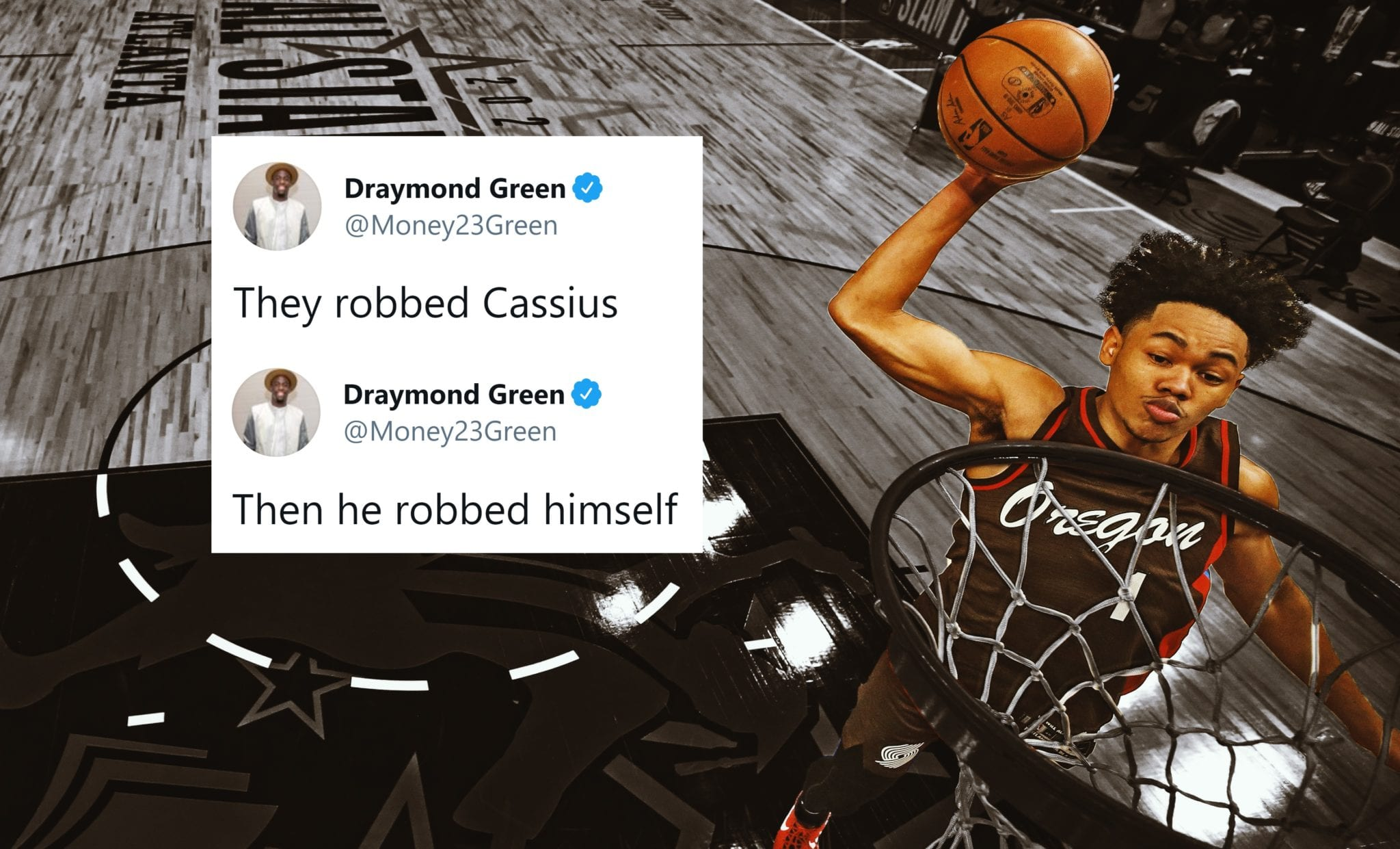 NBA Players React to the 2021 Dunk Contest