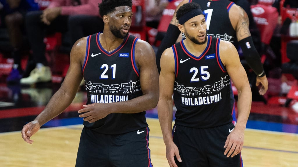 Joel Embiid and Ben Simmons were the only players exposed to COVID-19 during All-Star weekend as the NBA reported no positive tests