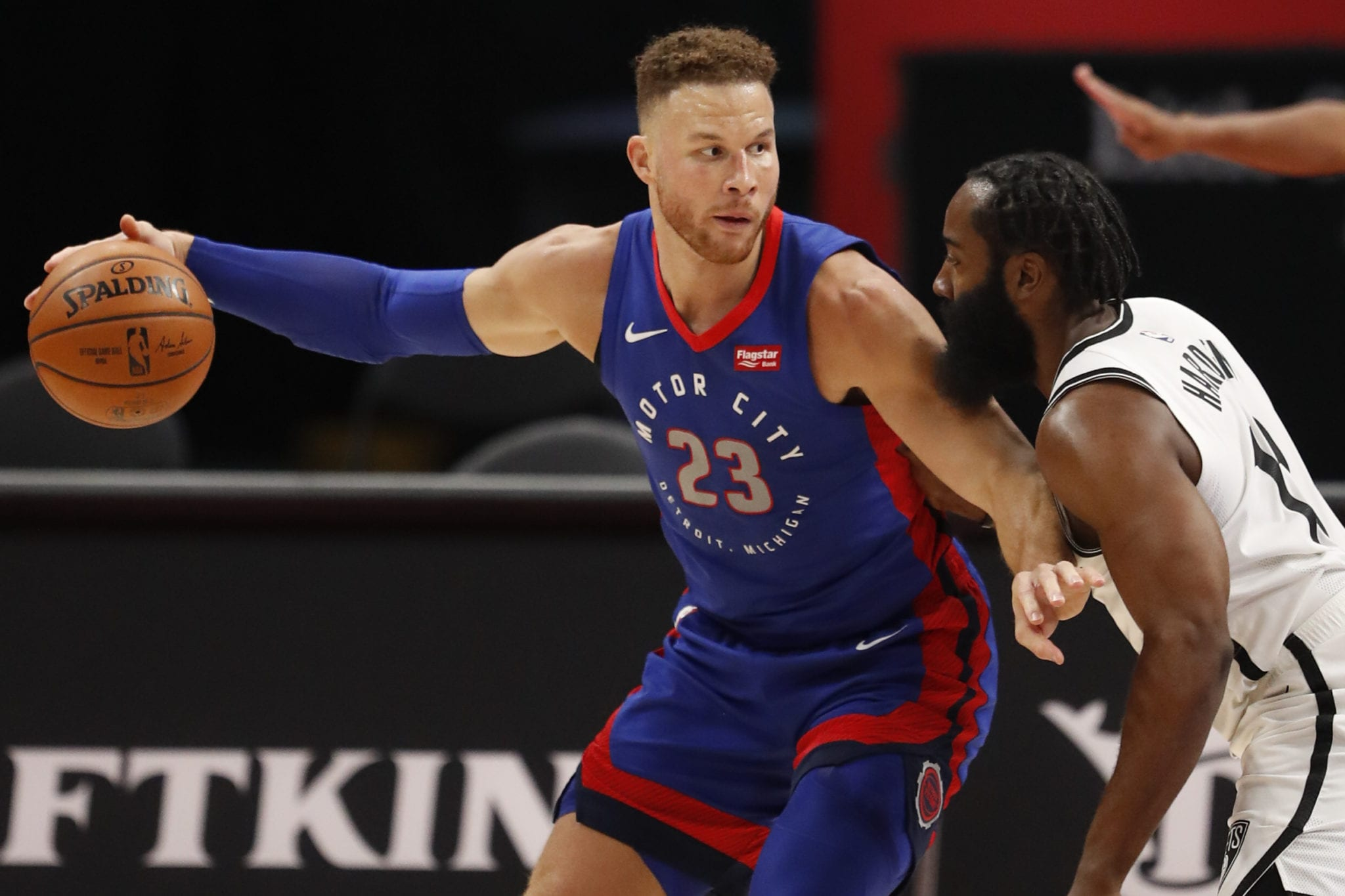 Blake Griffin and the Brooklyn Nets Make it Official