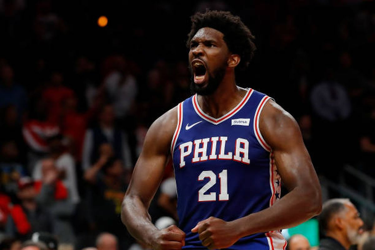 Joel Embiid is the New MVP Betting Favourite